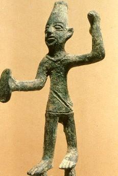 Gezertemp Baal Canaanite God